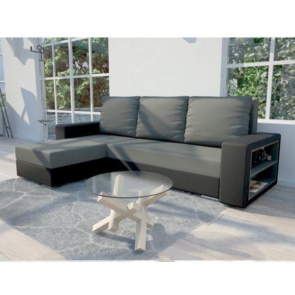 Narożnik MADRAS kanapa pojemnik+barek+spanie zdjęcie 2