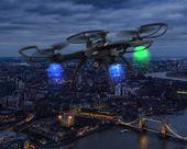 DRON EVOSTAR Explorer RQ77-14W z Kamerą WiFi 6Axis 3Aku Czarny Z25C zdjęcie 11