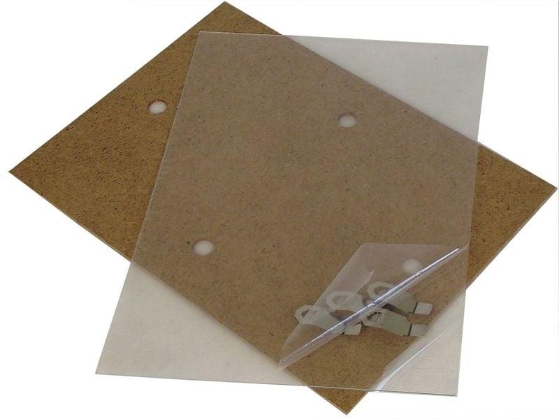 Antyrama A4 plexi 21x29,7cm; 21x30 cm ECO Antyramy zdjęcie 1