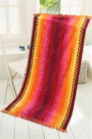 Ręcznik plażowy 85x170 Summer Greno