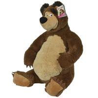 Pluszowy Niedźwiedź Misza 50 Cm Simba Masza I Niedźwiedź