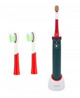 Soniczna szczoteczka do zębów dla dzieci +2 główki