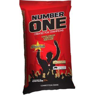STARFISH NUMBER ONE ZANĘTA METHOD FEEDER 1KG