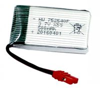 650mAh 3.7V LiPo do Syma X5HC/X5HW