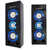 Bezprzewodowy przenośny głośnik Bluetooth Mini Wieża G110