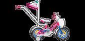 ROWER ROWEREK DZIECIĘCY BMX 12 KARBON MIMI RÓŻOWO-NIEBIESKI 2-5L