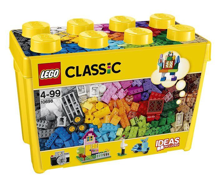 LEGO  10698 CLASSIC KREATYWNE PUDEŁKO zdjęcie 1