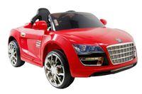 Samochód typu roadster autko dla dzieci - czerwony stoys
