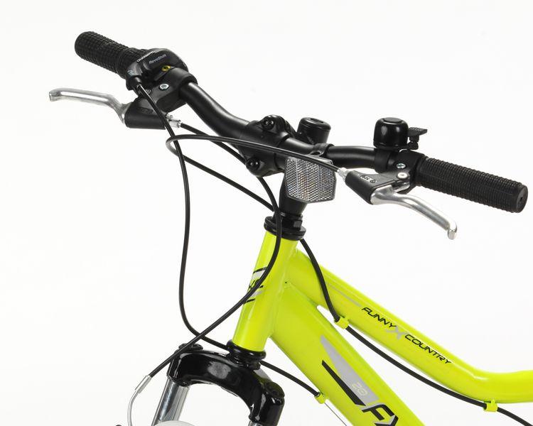 20cali Rower dla dzieci  FXC Boy Rowerek FXC  osp. SHIMANO zdjęcie 2