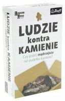 TREFL LUDZIE KONTRA KAMIENIE GRA PLANSZOWA 01809