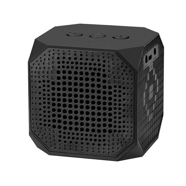 Głośnik Qoltec bluetooth 3W   Double Speaker   czarny zdjęcie 1
