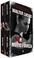 Pakiet - Motyl i burza / Walka cieni Walter Lucius