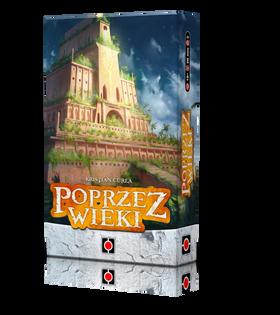 POPRZEZ WIEKI  GRA PLANSZOWA PORTAL GAMES