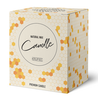 Świeca naturalna Rose and friends Premium Candle