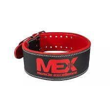 Mex Pas treningowy Power Band czerwony Rozmiar - XL