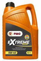 PMO EXTREME SERIES 5W40 100% PAO Olej silnikowy 4L