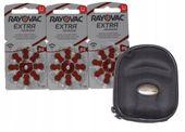 24x baterie do aparatów słuchowych Rayovac 312MF