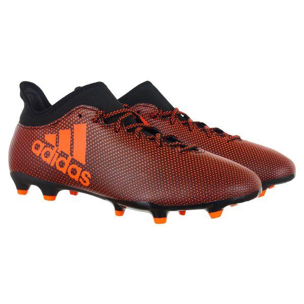 a28f4d87 Buty piłkarskie Adidas X 17.3 FG TechFit męskie korki lanki 45 1/3 zdjęcie 1