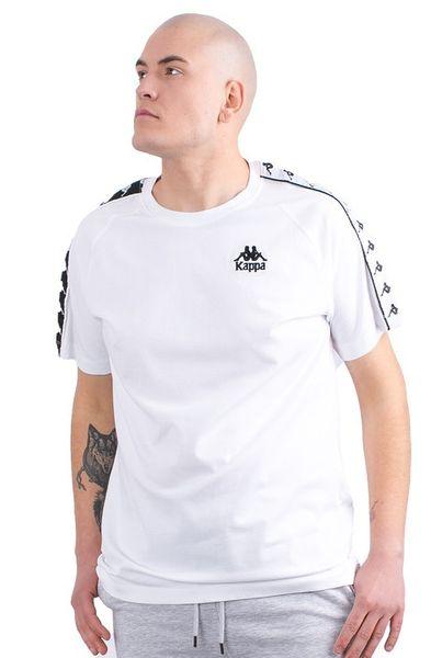 KOSZULKA KAPPA  EMANUEL T-SHIRT 001 WHITE (305001-001) XL White zdjęcie 1