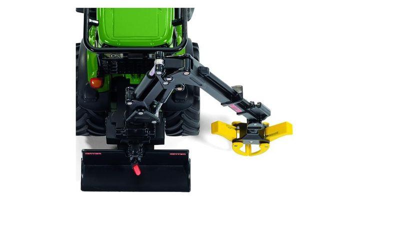 Siku Traktor leśny John Deere zdjęcie 4