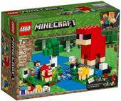 Lego Minecraft Hodowla owiec
