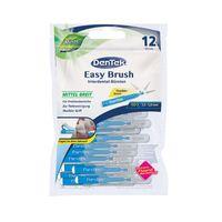 Dentek Easy Brush Szczoteczka Do Przestrzeni Międzyzębowych Rozmiar 3 12Szt
