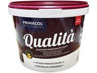 Farba lateksowa do wnętrz Qualita (10 l, biała)