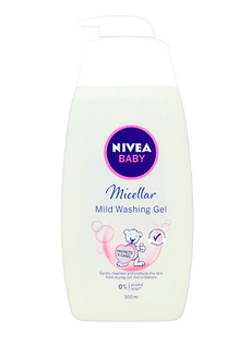 Nivea Baby Micellar Żel pod prysznic 500ml