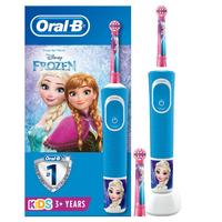 SZCZOTECZKA ELEKTRYCZNA ORAL-B Kids 3+ Frozen niebieska