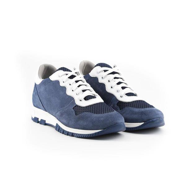 Made in Italia sportowe buty męskie niebieski 45 zdjęcie 13