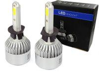 Żarówki LED H1 S2 16000 lm 72W 12V-24V CAN BUS