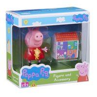 PEPPA Zestaw figurka + akcesoria