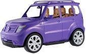 Fioletowy SUV Samochód Barbie Mattel DVX58
