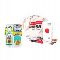 Soft99 micro liquid compound jasny cleaner lakieru