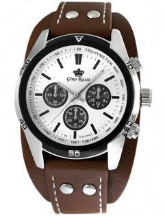 Zegarek Męski Gino Rossi 9129A-3B1