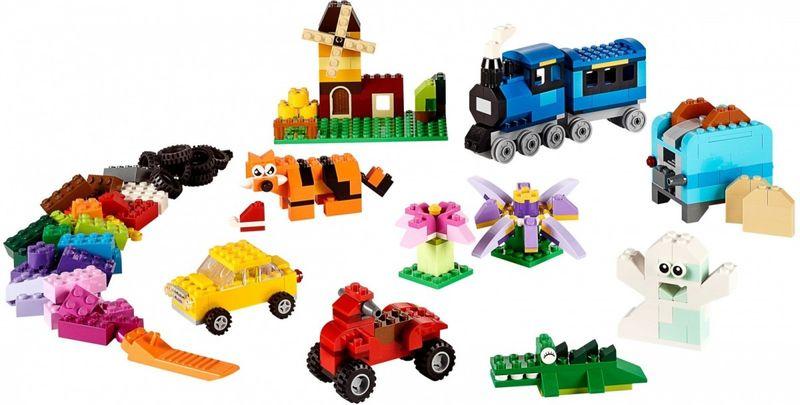 Lego Classic Kreatywne klocki średnie pudełko zdjęcie 2
