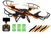DRON OVERMAX X Bee Drone 3.1 WiFi KAMERA FPV LED