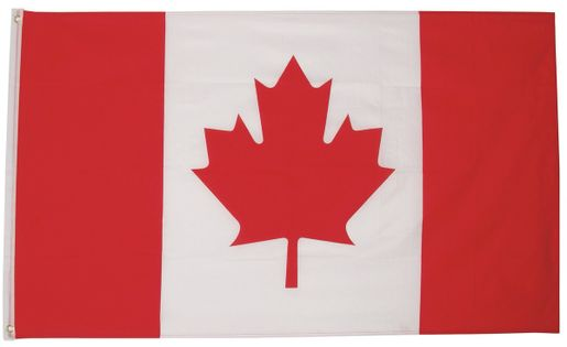 FLAGA KANADA 150 x 90 cm