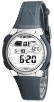 Xonix Uniwersalny zegarek sportowy, wielofunkcyjny, alarm, timer, wodoszczelny 100 m, antyalergiczny