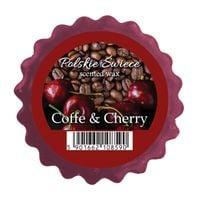 WOSK ZAPACHOWY do aromaterapii COFFEE CHERRY 17g WAX