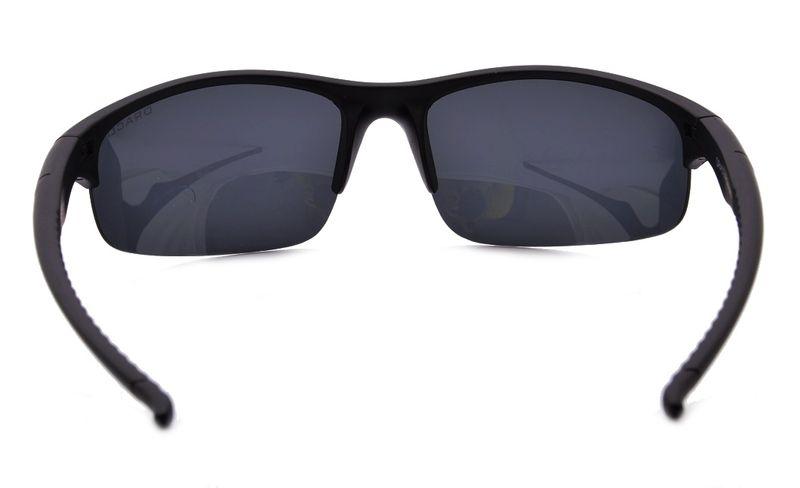 Męskie okulary polaryzacyjne na rower • Arena.pl