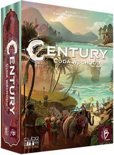 GRA CENTURY: CUDA WSCHODU CUBE
