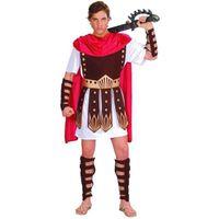 strój GLADIATOR rycerz WOJOWNIK rzymianin S/M 52