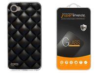 LG Q6 Etui Case Pokrowiec + Szkło