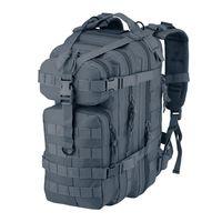 Plecak taktyczny Camo Assault 25 litrów SZARY