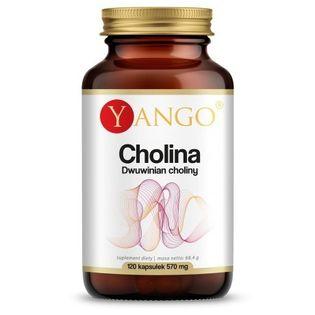 Yango Cholina 570 Mg 120 K