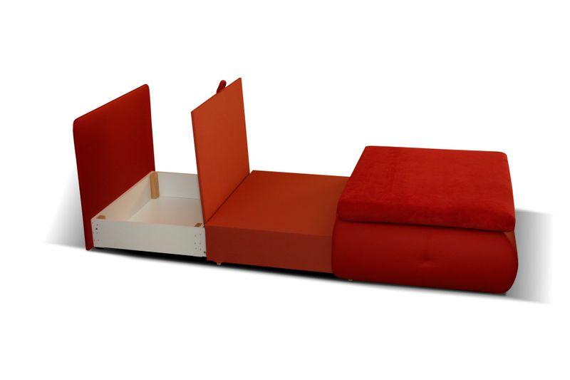 Sofa - fotel rozkładany Matrix - różne kolory zdjęcie 3