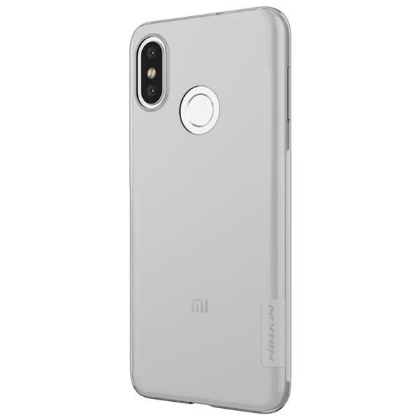 Etui Nillkin Nature Xiaomi Mi 8 - Grey zdjęcie 4