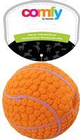 Piłka lateksowa piszcząca COMFY 251413 ZAB. SPORTY BALL 9 cm pomarańczowa