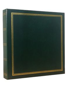 ALBUM, albumy na zdjęcia KPR; 500 zdjęć 10x15 SEGREGATOR zielony
